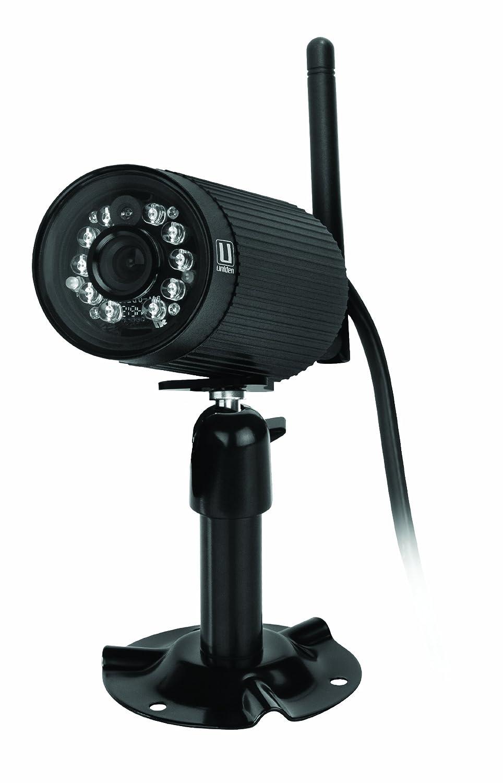 Uniden APPCAM23 Cámara de seguridad IP Interior y exterior Bala Negro: Amazon.es: Electrónica