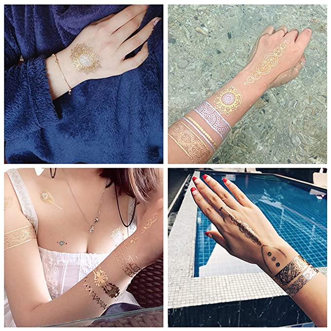 Etiqueta Engomada Temporal Del Tatuaje,Pegatinas De Tatuaje De ...