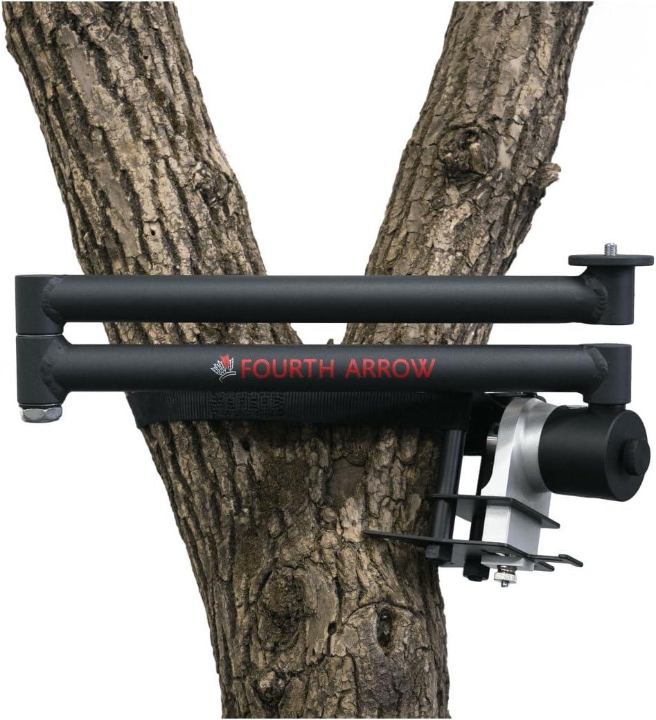 Fourth Arrow Stiff Arm Camera Arm for Filming Hunts: Sports & Outdoors