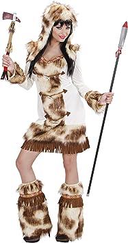 WIDMANN Widman - Disfraz de indio del oeste para mujer, talla M ...
