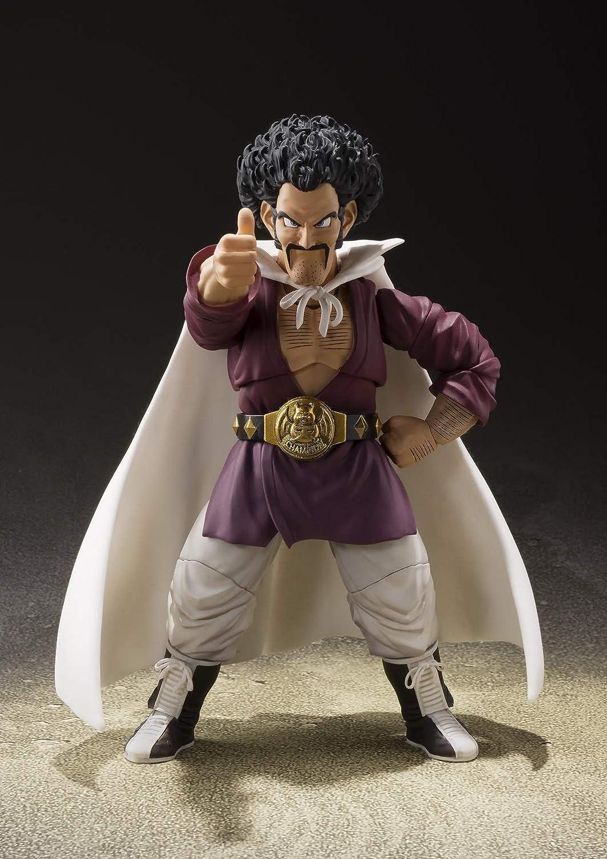 "Bandai Tamashii Nations S.H. Figuarts Mr. Satan ""Dragon Ball Z"" Action Figure"