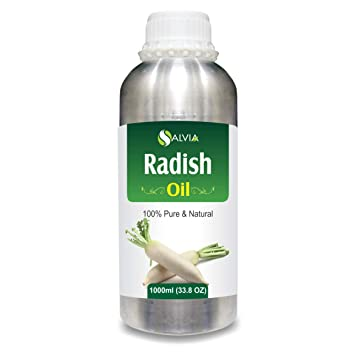 Radish Oil 1000ml 100% Natural Pure Carrier Oil 15ml raphanus Sativus