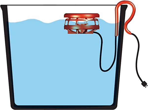 Pond-Heater