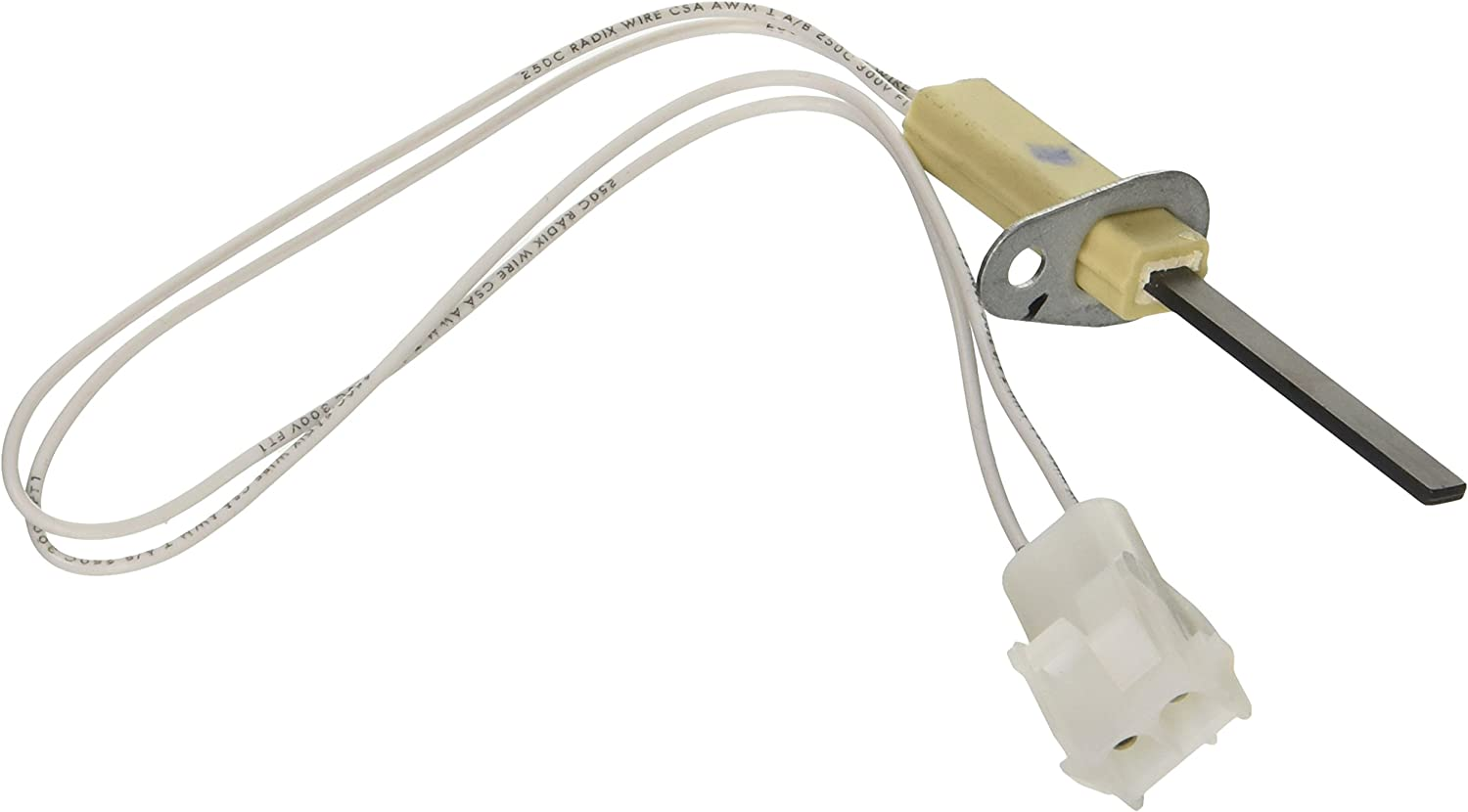 Emerson 768A-844 Hot Surface Ignitor, 80V, Silicon Nitride - Replacement Household Furnace Ignitors -