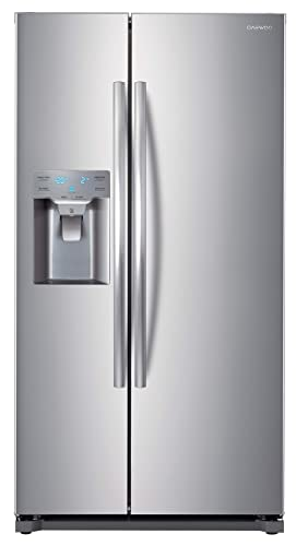 Amazon.com: Daewoo FRS-Y22D2T RFS-Y22D2T 20 Cu. Refrigerador ...