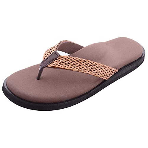 0ba03c6db2db Dia One Orthopedic Sandal Rubber Sole MCP Insole Pain Relief Diabetic  Footwear Ladies Chappal for Women (Dia 96 P)  Buy Online at Low Prices in  India ...
