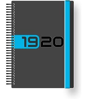 Finocam - Agenda 2019-2020 1 día página español Espir Label ...