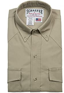 product image for Schaefer Outfitters Ranchstone Twill Lite Western Shirt
