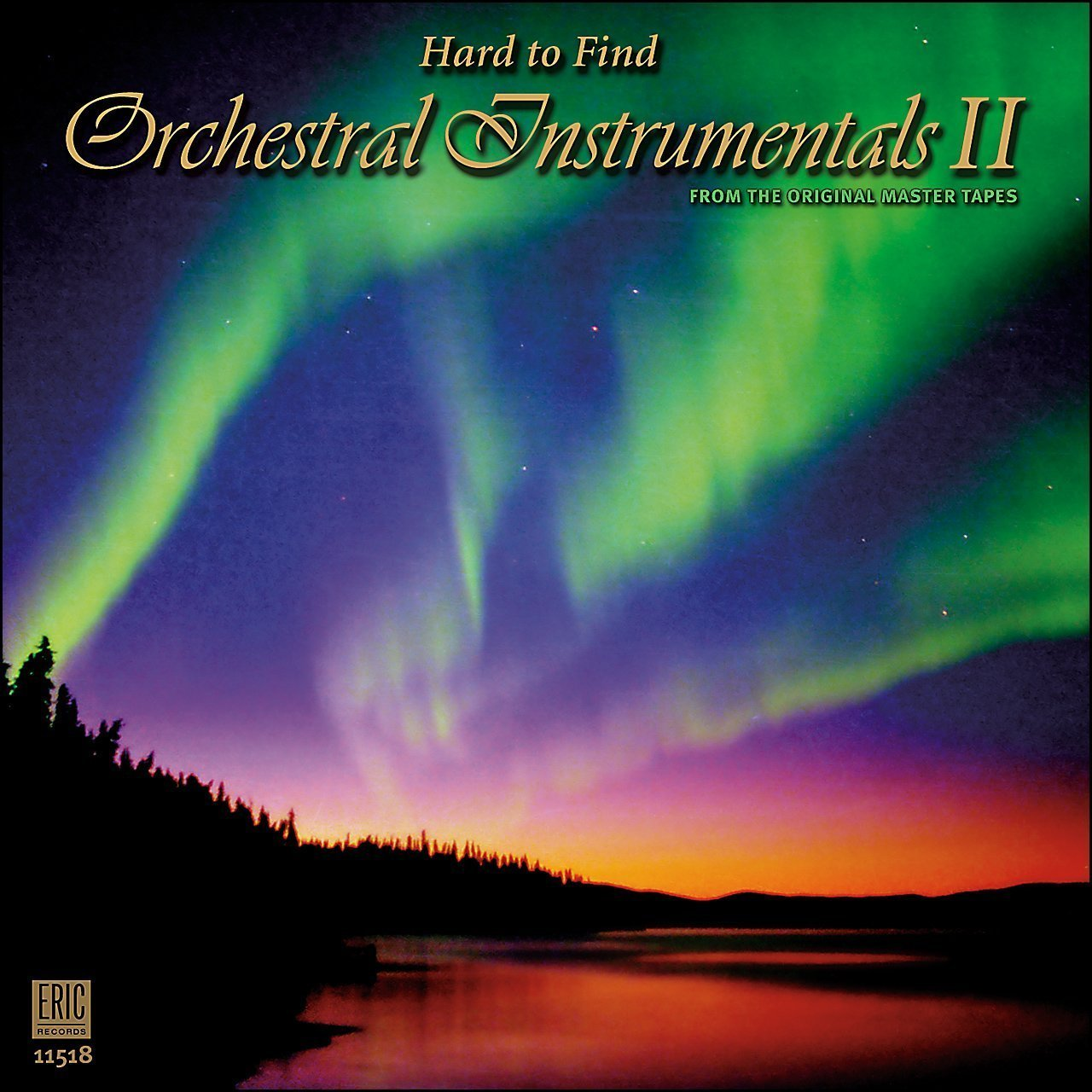 Hard to Find Orchestral Instrumentals II by Unknown