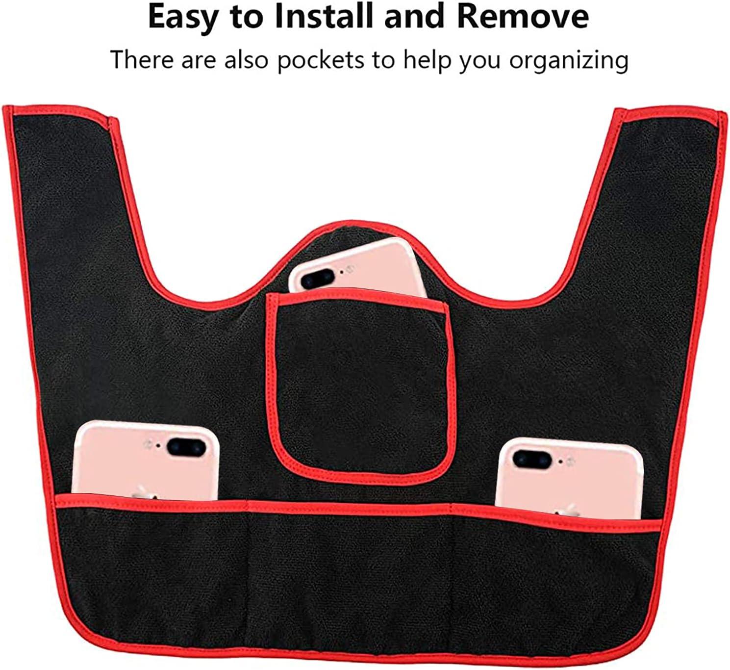 Sports Fitness Bike Dust Cover Spintowel for Peloton Bike JTY Anti-Slippery Handlebar Sweat Towel Sweat Protection Towel Accessories for Peloton Bike Quick-Drying Neoprene Material