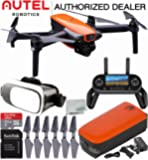 Autel Robotics EVO Foldable Quadcopter with 3-Axis Gimbal Starters Virtual Reality Bundle