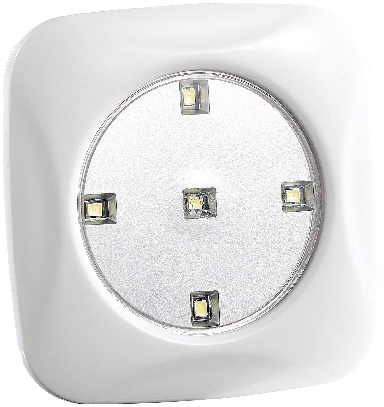 Lunartec Spots /à LED FlexiLight avec t/él/écommande-Lot de 3