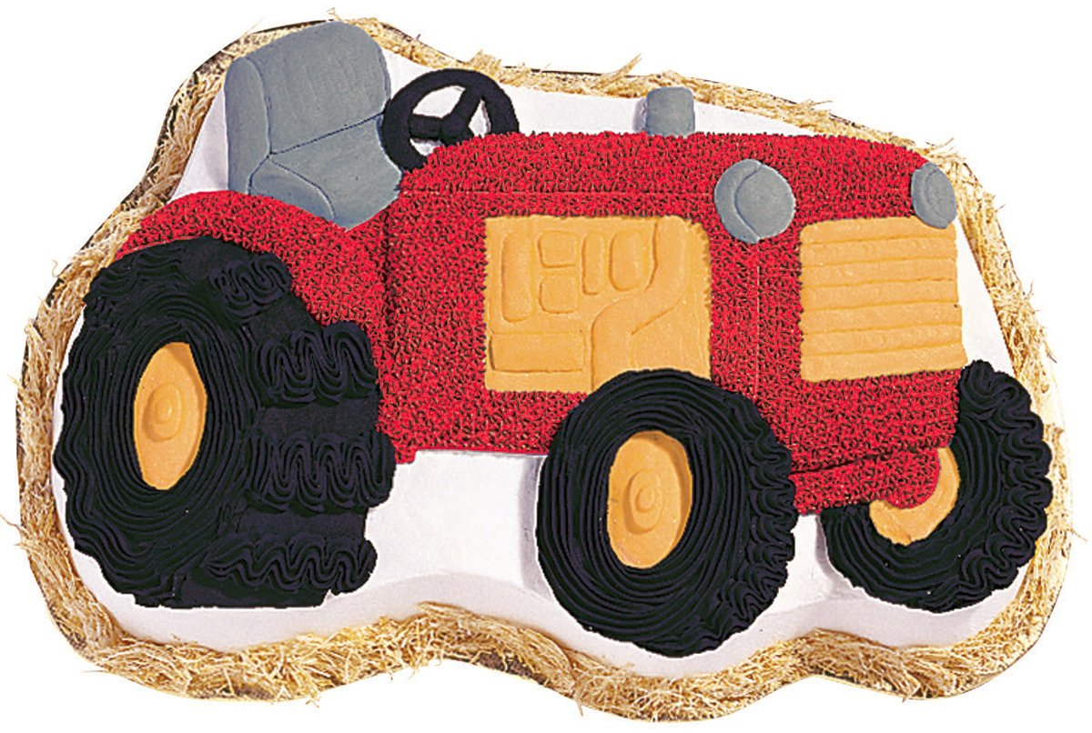Tractor Novelty Cake Pan