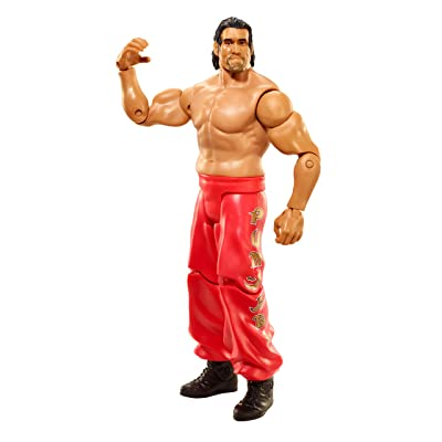 WWE Series #40 Local Heroes #34 Great Khali (India) Action Figure: Toys & Games