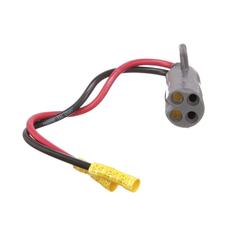 MotorGuide 8M4000953 2-prong trolling motor power plug