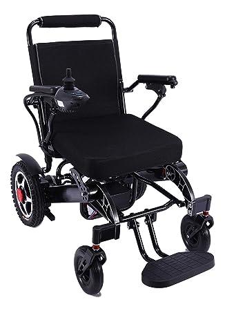 Amazon.com: Silla de ruedas ligera y plegable: Health ...