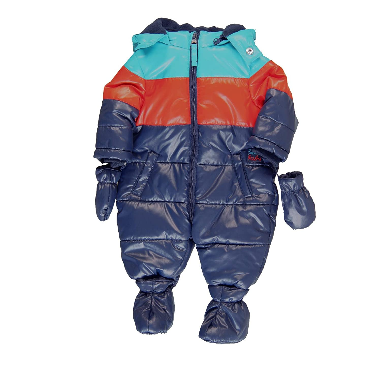 boboli Baby - Jungen Strampler Technical Fabric Babygrow