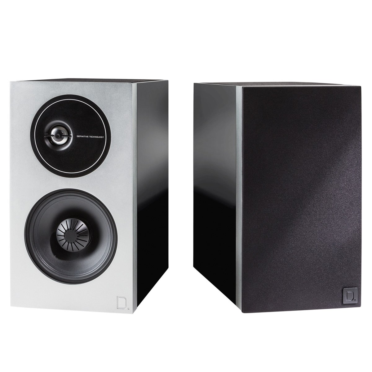 Definitive Technology Demand Series D9 High-Performance Bookshelf Speakers - Pair (Black)
