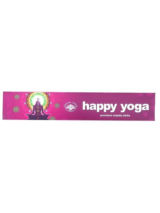 WLM Happy Yoga - Portavelas de calcita, Color Amarillo ...