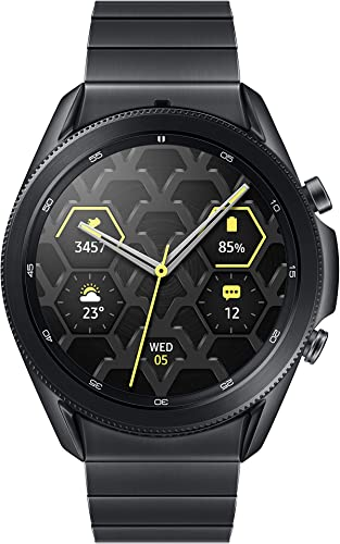 Samsung Electronics Galaxy Watch 3 Titanium  review