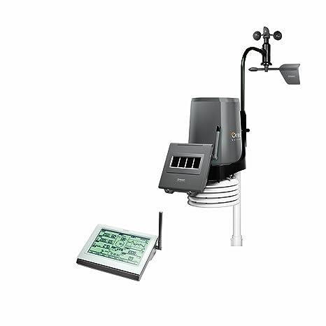 Oregon Scientific WMR 300 ultra-precision Solor Powered meteorológica profesional sistema con temperatura interior/