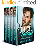Office Secrets: A Contemporary Romance Box Set