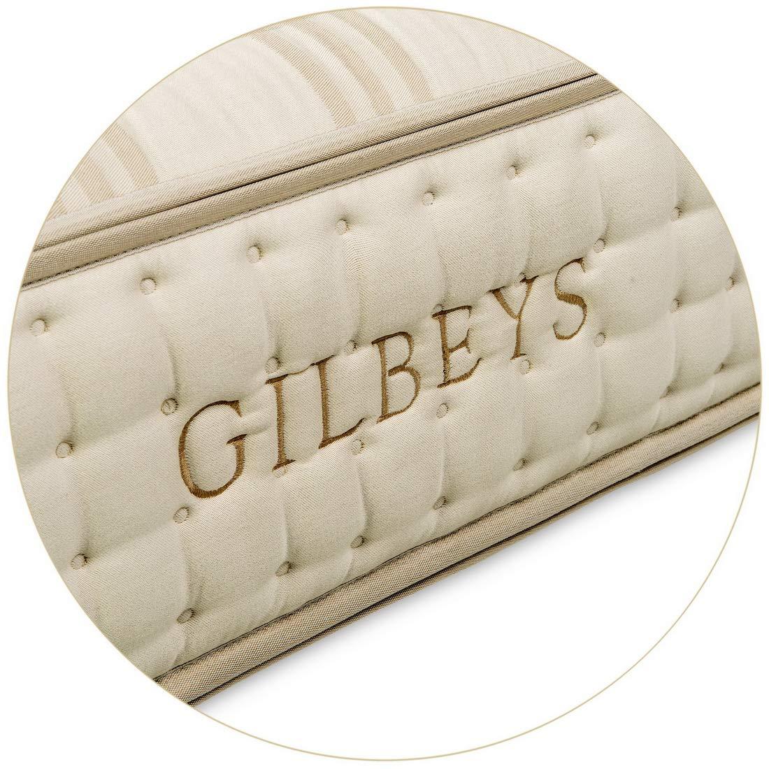 Gilbeys Materassi.Gilbey S Materasso Memory Foam Densa A Lento Rilascio Tre Strati