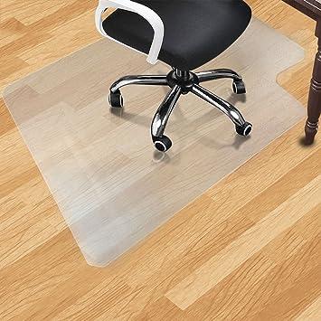 Unterlage Fur Schreibtischstuhl Fur Harte Holz Boden Rutschfester