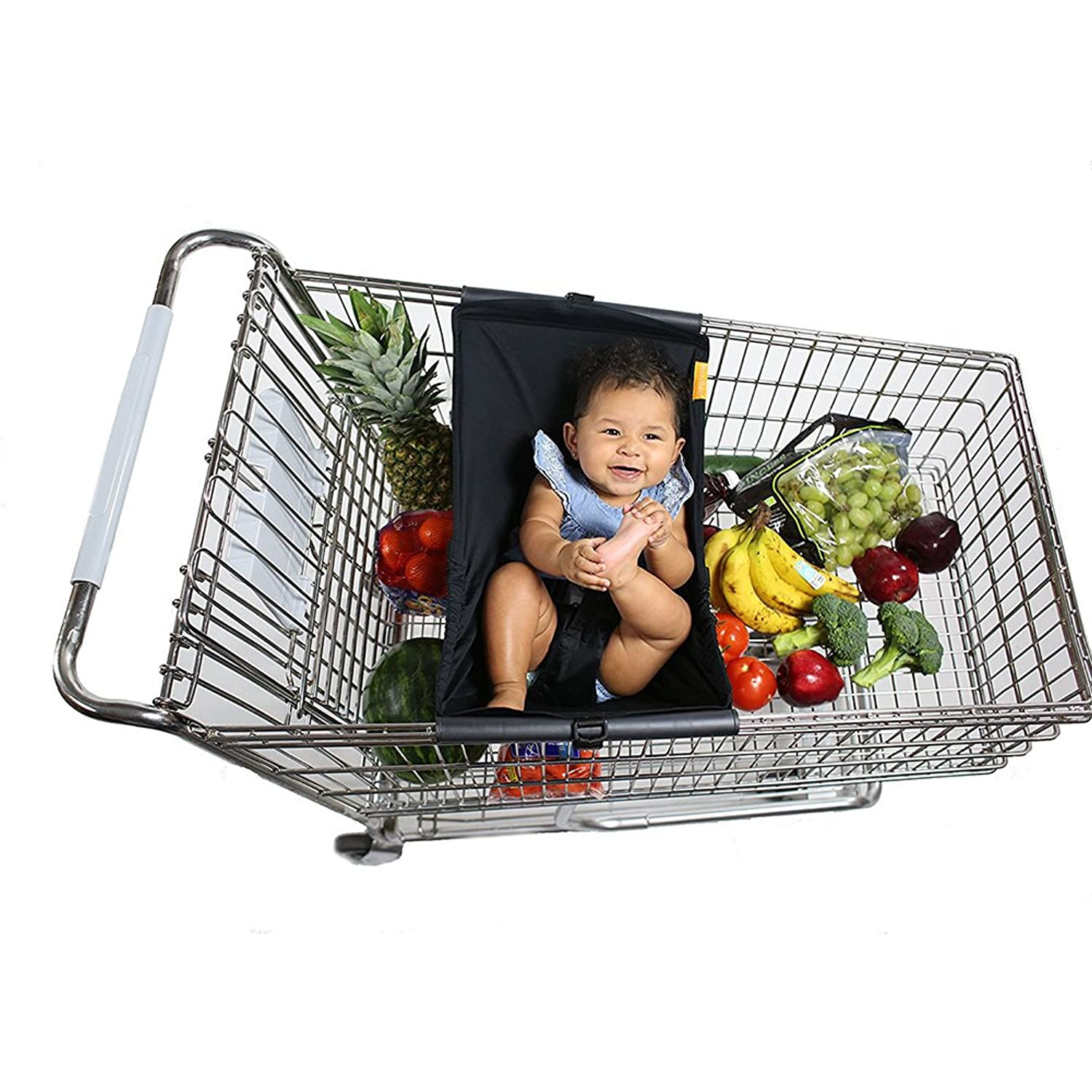 Baby Creative Portable Shopping Cart Hammock Trolley Cot Bed Baby Supplies by J Hion