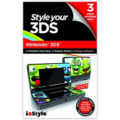 Style your Nintendo DS - Nintendo 3DS [Product Key Card] (PC/Mac)