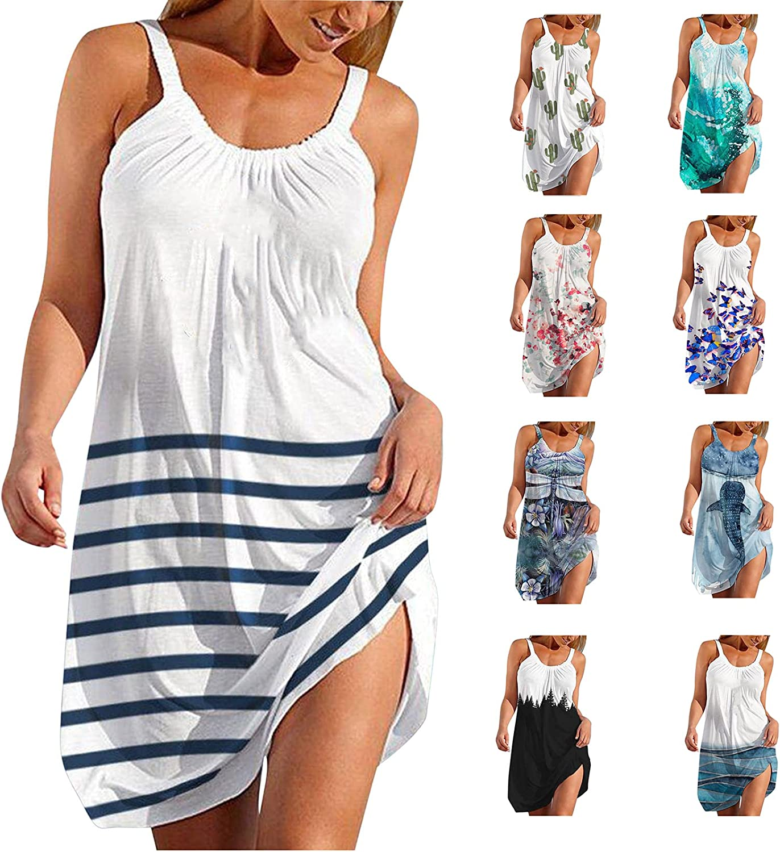 70% Off Coupon – Womens Summer Dresses Beach Bikini Cover Up