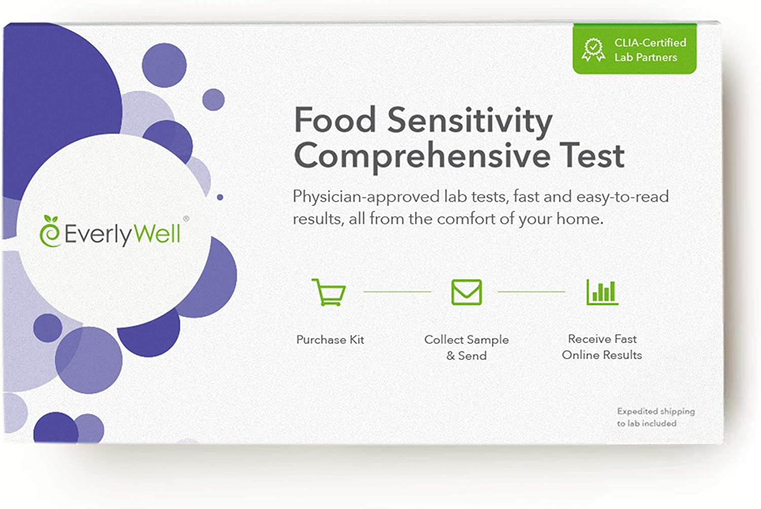 Everlywell Food Sensitivity - 204 Foods