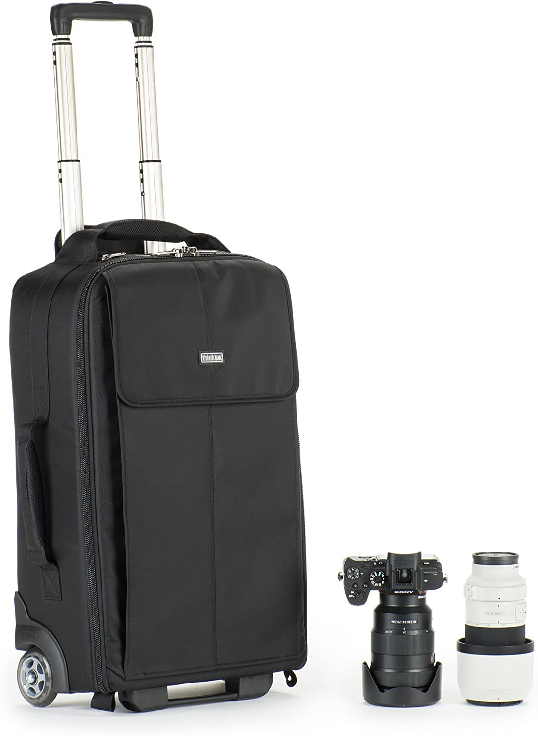 Think Tank Photo Airport Advantage Plus Rolling Camera Bag (Black)