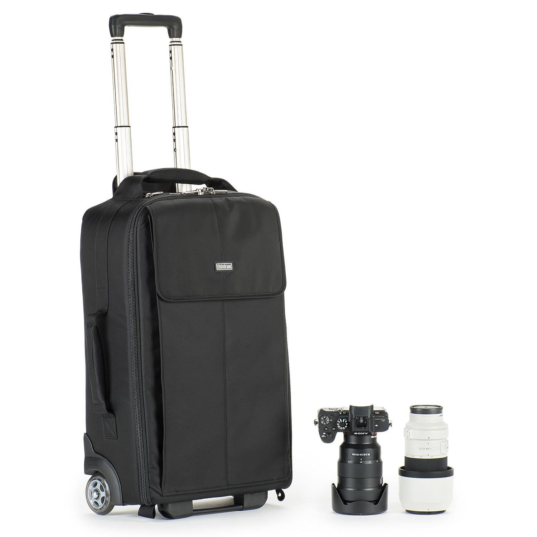 763618b2b80 Amazon.com : Think Tank Photo Airport Advantage Plus Rolling Camera Bag  (Black) : Electronics