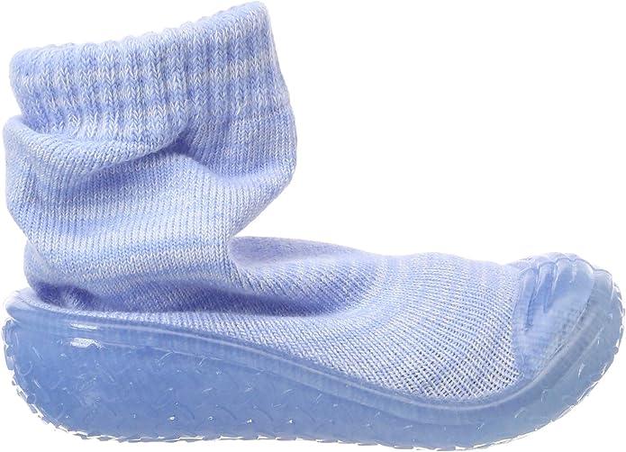 Playshoes Zapatillas Calcetines Antideslizantes Pantuflas de Punto Unisex ni/ños