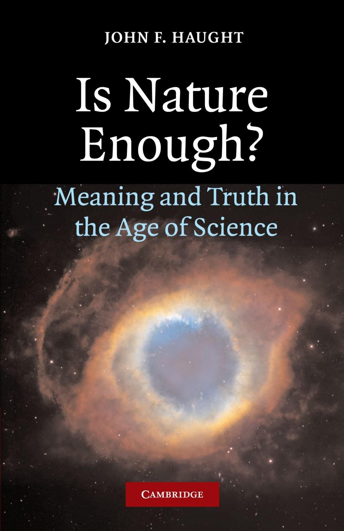 Download Is Nature Enough?: Meaning and Truth in the Age of Science ebook