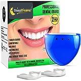 SleepDreamz Bite Dentale Notturno Automodellante! 2 Singoli Paradenti per digrignare i denti - Progettati per Prevenire Digrignamento dei Denti, Bruxismo, ATM/TMD, Russamento e apnea notturna.