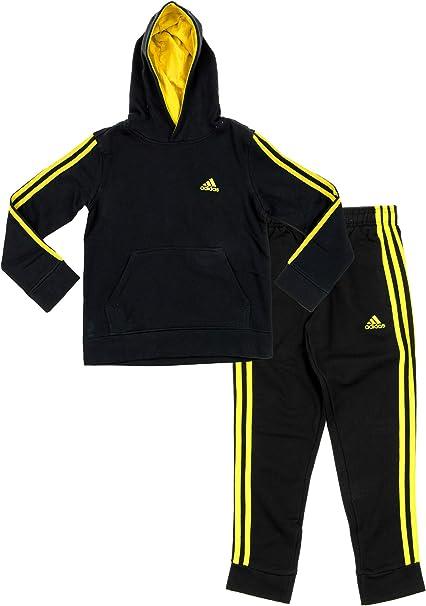 adidas hoodie set
