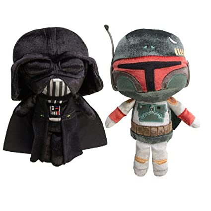 Amazon.com: Star Wars Funko (juego de 2), Darth Vader y Boba ...