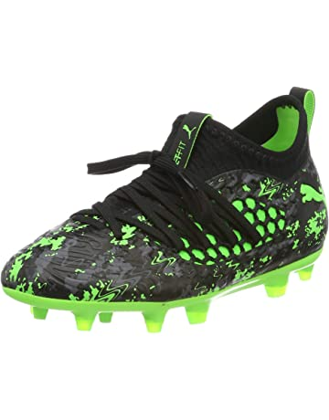 timeless design e16f7 1cd08 Puma Future 19.3 Netfit FG AG Jr, Chaussures de Football Mixte Enfant