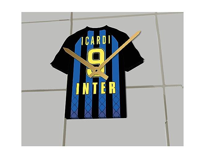 MyShirt123 Inter de Milán FC Fútbol Club - Camiseta de ...