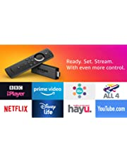 Certified Refurbished Fire TV Stick with Alexa Voice Remote | streaming media player
