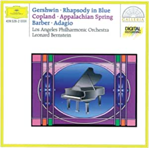 Barber: Adagio For Str / Gershwin: Rhapsody In Blue