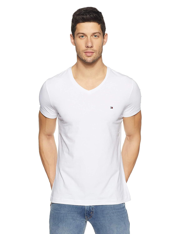 d0acba26b Tommy Jeans Slim Fit T Shirt - raveitsafe