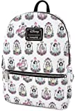 Loungefly x Disney Princess Portraits Allover-Print Mini Backpack Multicoloured Size: One Size
