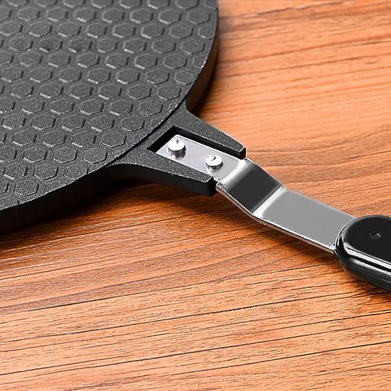 halonzhor Molde Gofrera, Aluminio Antiadherente Sartén de Modo de EI, Rollo para Tartas Molde, Bakeware - Cocinar Tools: Amazon.es: Hogar