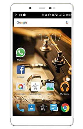 """MediaCom Duo G552 5.5"""" Touch-screen 4G (Reliance Jio 4G Sim Support) 1 GB RAM & 8 GB Internal Memory and 8 Mpix Smartphone Smartphones at amazon"""