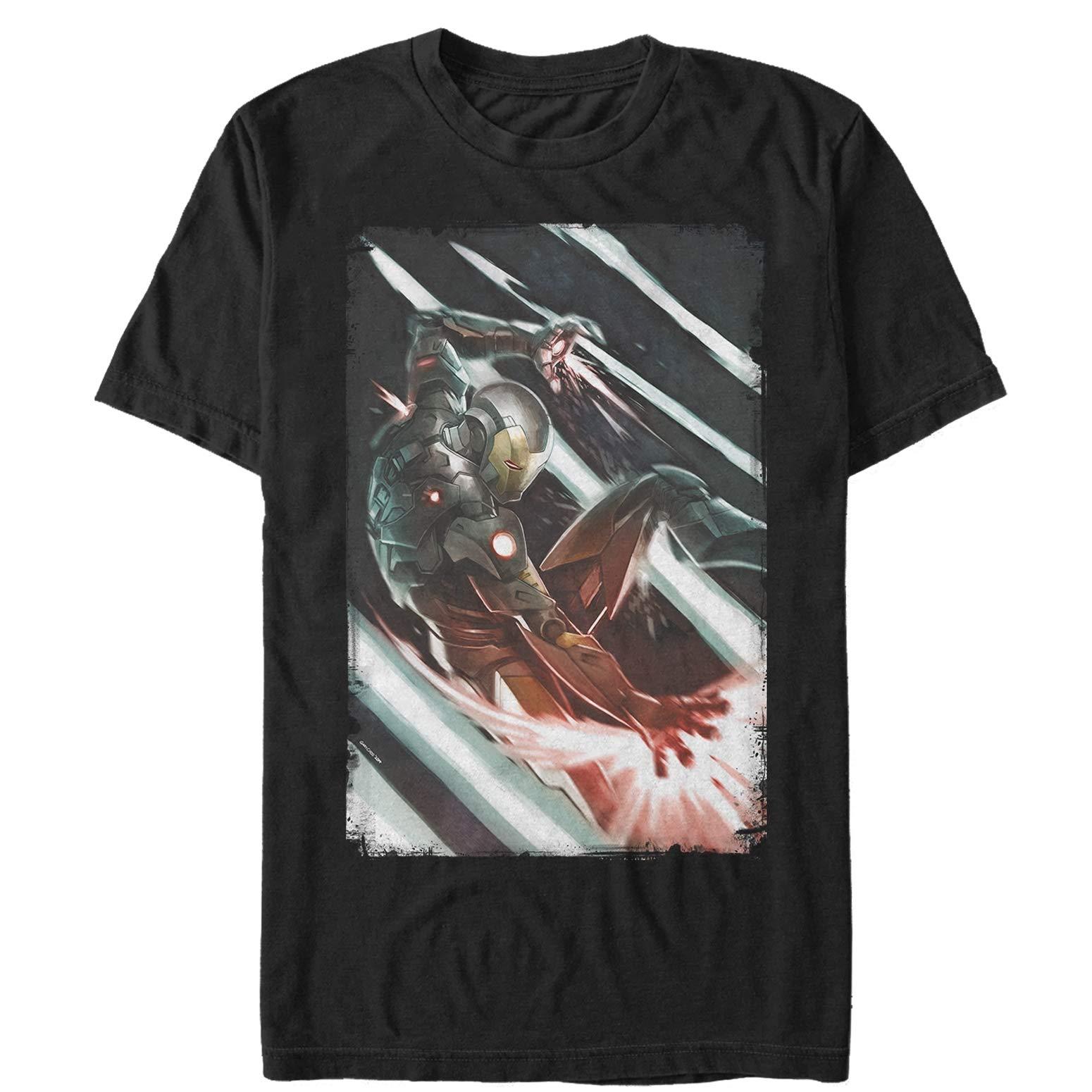 Repulsor Rays T Shirt 9908