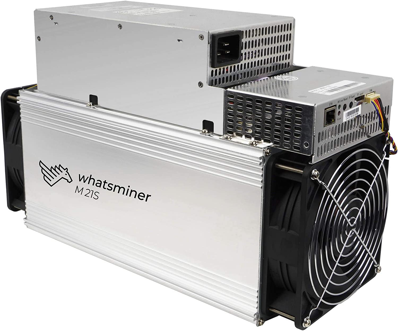 cryptocurrency mining asic hardware