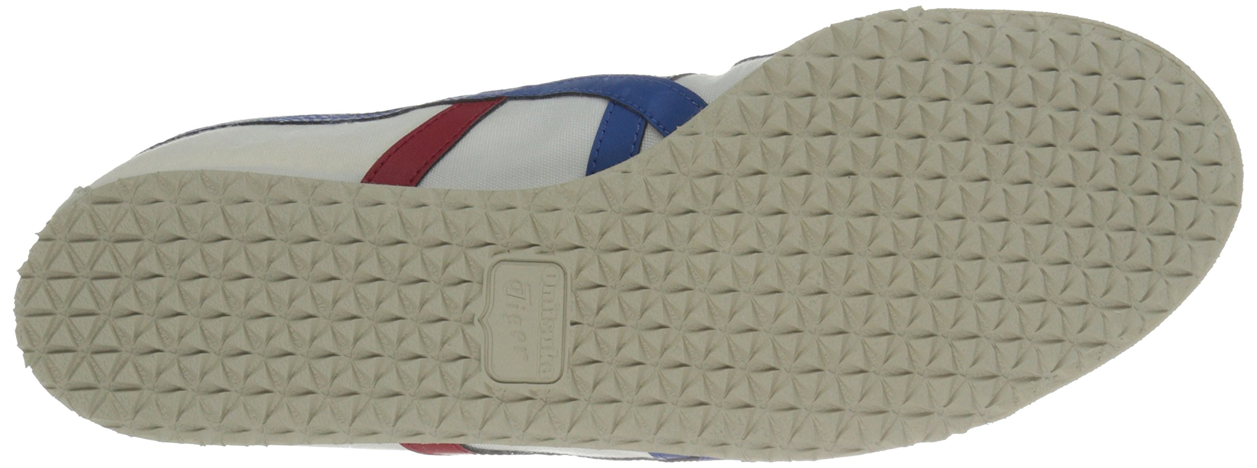 Onitsuka Tiger Unisex Mexico 66 Slip-on Shoes D3K0N, White/Tricolor, 9.5 M US by Onitsuka Tiger (Image #3)
